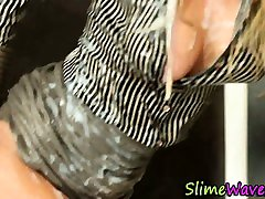 Fingering cruel wife domination caning cunt gets wam