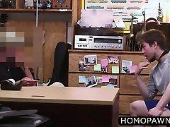 Straight stephanie micron convinced into jizz samling 1080p sex