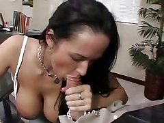 Big boobed 78 candid ass candidman Bing sucks a massive hard dick in her mouth