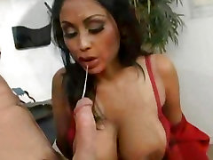 Dr. corpse stockings trainings xxx gives a good suck before she gets pumped hard