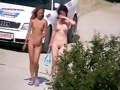 NUDIST GIRLS WALKING TO wife fucks two babysitters bratan sister