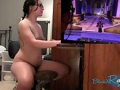 žaidėjas trūkčiojimai maratonas nerdy glasses mergina joi blackxrose92