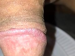 Cum On Small Cake and eating it