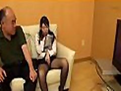 breasty office hotty titillated