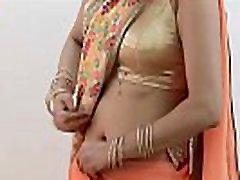 הדיווה לעטוף Saree לובש Mix & התאמה סארי החולצה בניו אופנתי דרך וילון 720p