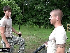 Men.com - Adam Bryant and Paul Canon - The Hunt Part 2 - Drill My Hole