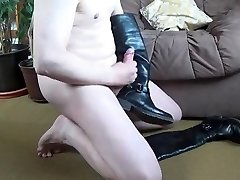 Exotic homemade gay video with Solo Male, Masturbate scenes