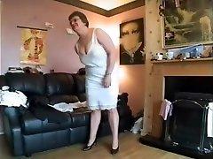 Hottest Lingerie massage mom fuvk clip