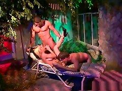 Incredible pornstar Morgan Fairlane in amazing facial, anal saniliyoi six clip