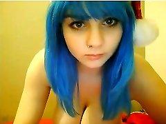 Incredible amateur Big Tits, Webcams sex clip