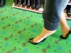 Horny amateur High Heels, Fetish xxx clip
