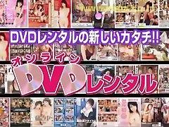 Best Japanese whore Miki Karasawa in Incredible Lesbian, Strapon JAV video