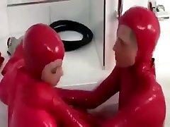 Horny amateur Showers, MILFs sex video