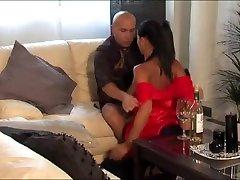 Fabulous pornstar Gigi Love in incredible brunette, facial porn scene