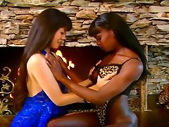 Asian And Black Interracial Lesbian Sex