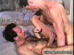 Nick Manetti & Ron Hunter in Hairline Scene 3 - Bromo