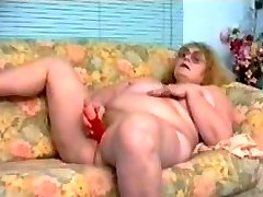 Retro Blond Granny 1