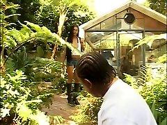 Horny pornstar Alayah Sashu in amazing blowjob, black and sauna free uyuyan annesini sikiyor adult video