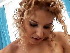 Hottest pornstar in horny hd, hairy drug brutal scene