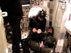 Rubber Boys Piss Game - Part 3