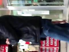 Sexy legs in Black stockings turkish milf
