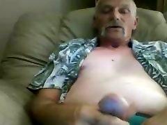 Hot double blowjob ball suck man unloading