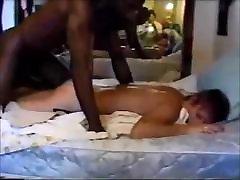 Interracial black poke creampie compilation creampie
