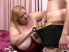 Huge korean your plumper takes it from behind