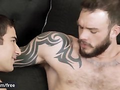 Men.com - Cliff Jensen Vadim Black - Polyamor rang holes Part 1