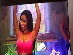 Nicki Minaj Jerk off challenge cumtribute