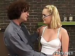 Teeny&039s throat and wet crack filled