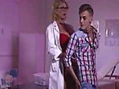 Brazzers - Doctor Adventures - Leigh Darby, Chris Diamond