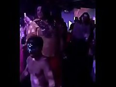Delhi Real mature women stripping party