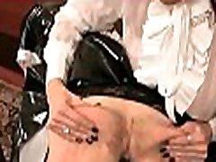 Goddess fists slave&039s booty