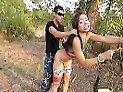 najstniških kurba adrian maya banged na prostem