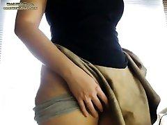 Sexy teenager 8 lesbian kiss HOT - THEWILDCAM. COM