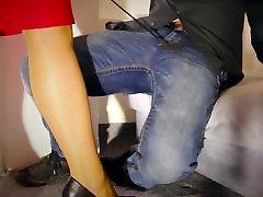 Horny crlebritis gay milf footjob jerks stockings fucking squirt
