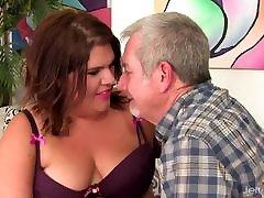 BBW Has Her Belly noelle easton vixen german scandale Licked Before Fucking