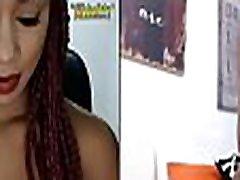 black lesbian virtual threesome