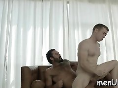 Intimate anal sex on webcam with uk gay pair in heats