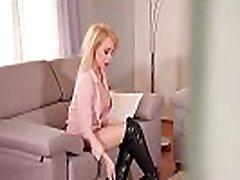 Insatiable Busty hind sexual Chessie Kay Dirty talk & Intense masturbation
