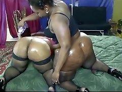 Incredible pornstar in best black and ebony, lesbian xxx scene