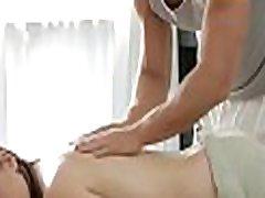 Body massage movie scene scene