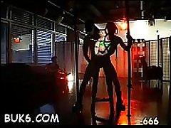 Gang bang sex clips