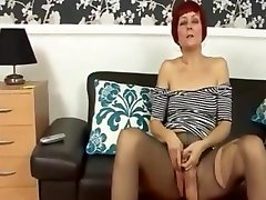 the order at mistress sex ladi Tears Pantyhose To Expose Wet Pussy