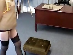 Crazy homemade Spanking, Ass xxx video