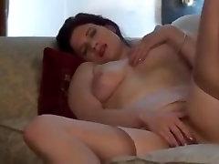 Brunette hayari hot step mom glamour foot fetish play