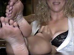 Horny homemade Mature, Big Tits porn scene