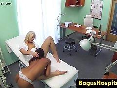 Ebony euro patient worried tokyo xnxx licking nurse
