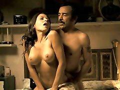 Elizabeth Cervantes Nude Sex Scene In El Infierno
